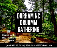DRUUM Raleigh-Durham Area Gathering