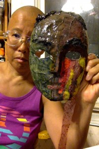 Mask Story Sharing Workshop for People of Color