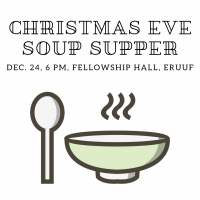 Christmas Eve Soup Supper