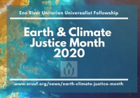Earth & Climate Justice Month: Eco-Challenge