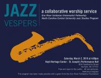 Jazz Vespers at Hayti Heritage Center