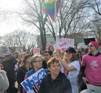 Annual Women's March